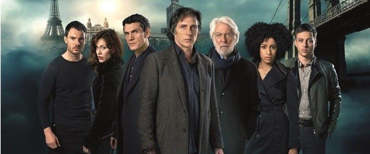 Watch Crossing Lines - Season 2