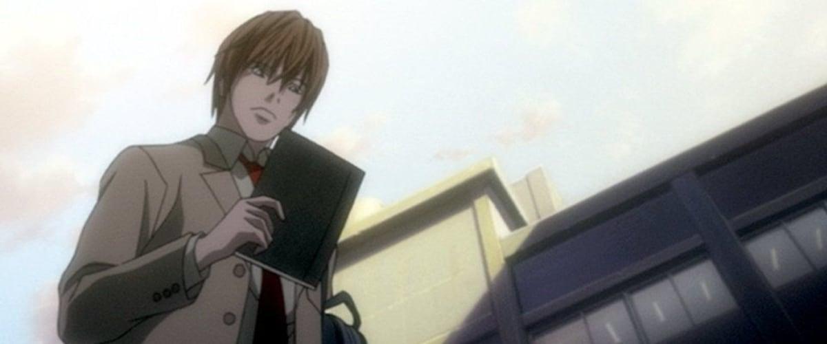 Watch Death Note (English Audio)