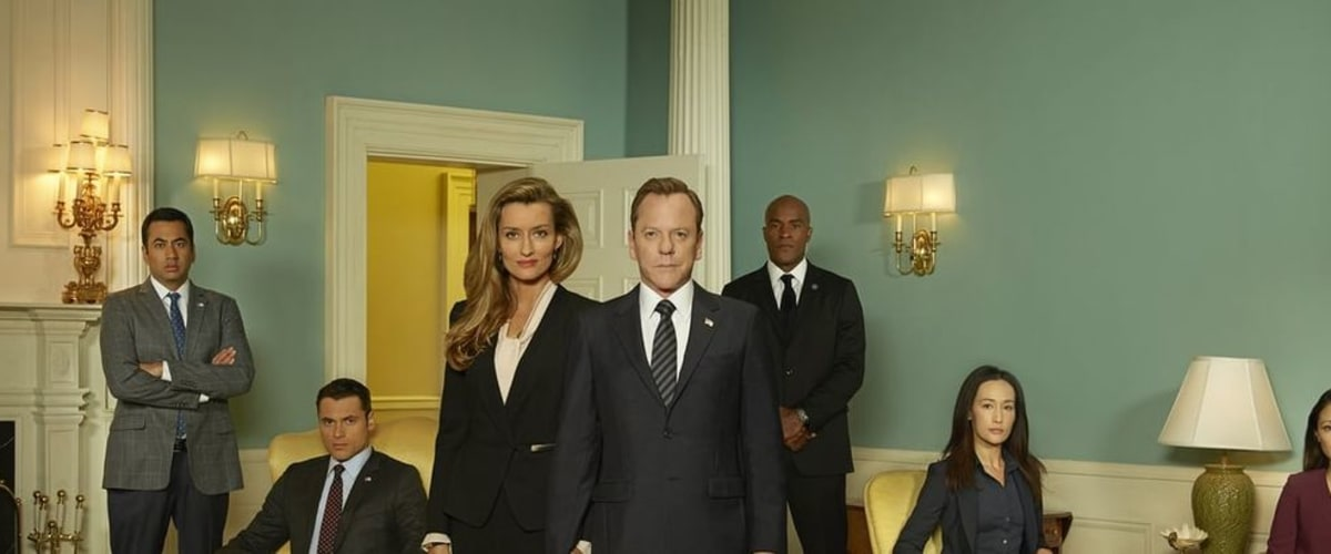 Watch Designated Survivor - Season 3