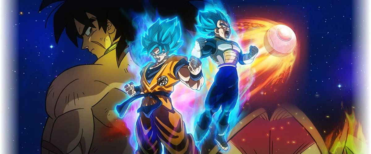 Watch Dragon Ball Super: Broly