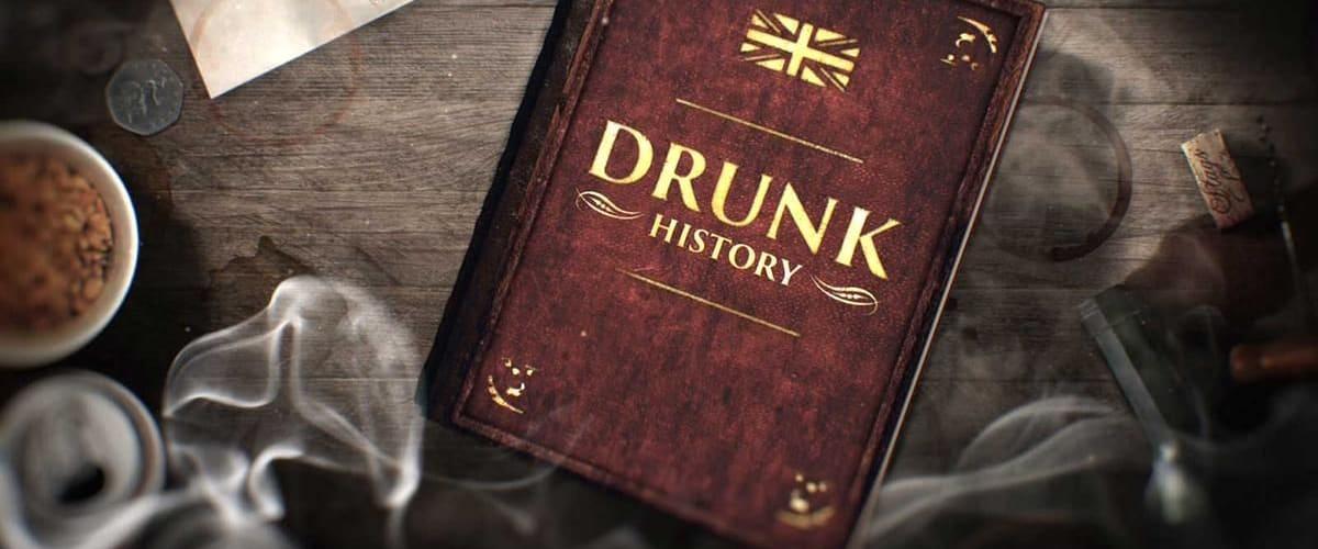 Watch Drunk History (UK) - Season 3