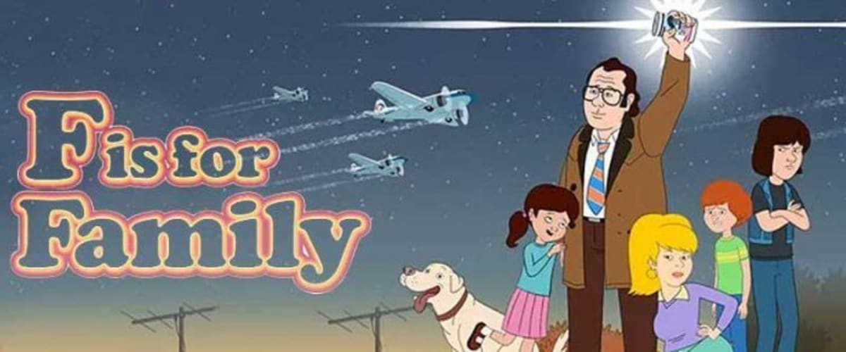 Watch F is for Family - Season 4