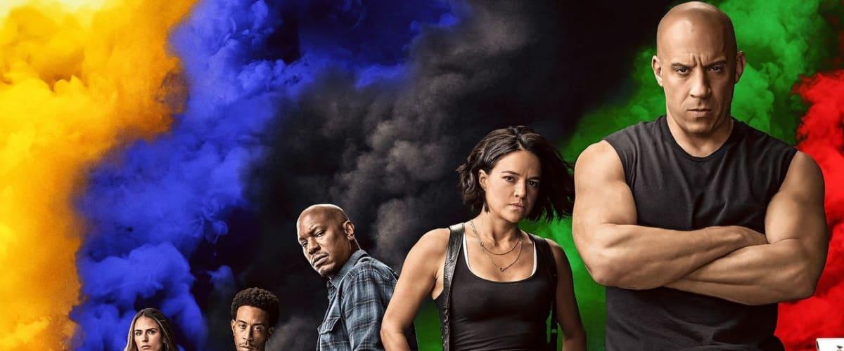 Watch F9: The Fast Saga