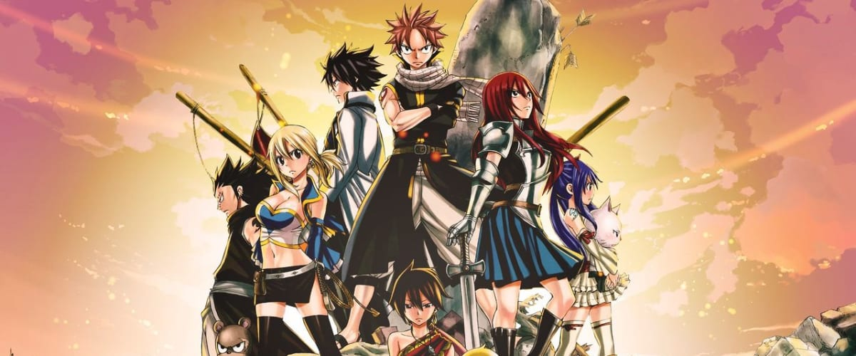 Watch Fairy Tail the Movie: Phoenix Priestess