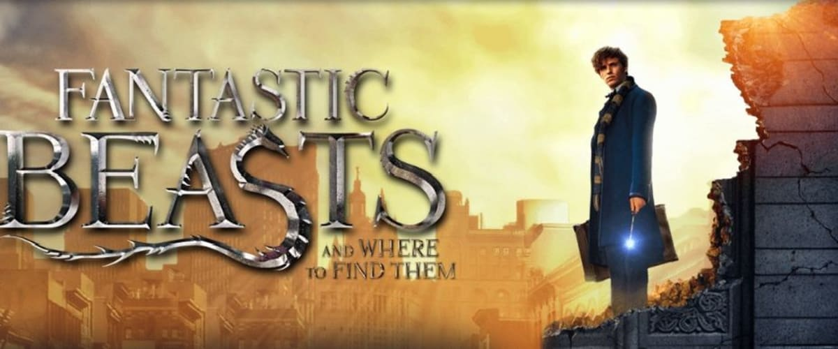 Watch Fantastic Beasts and Where To Find Them