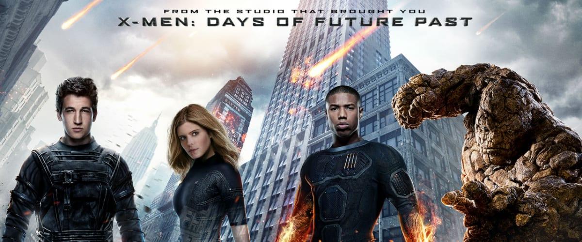 Watch Fantastic Four 2015