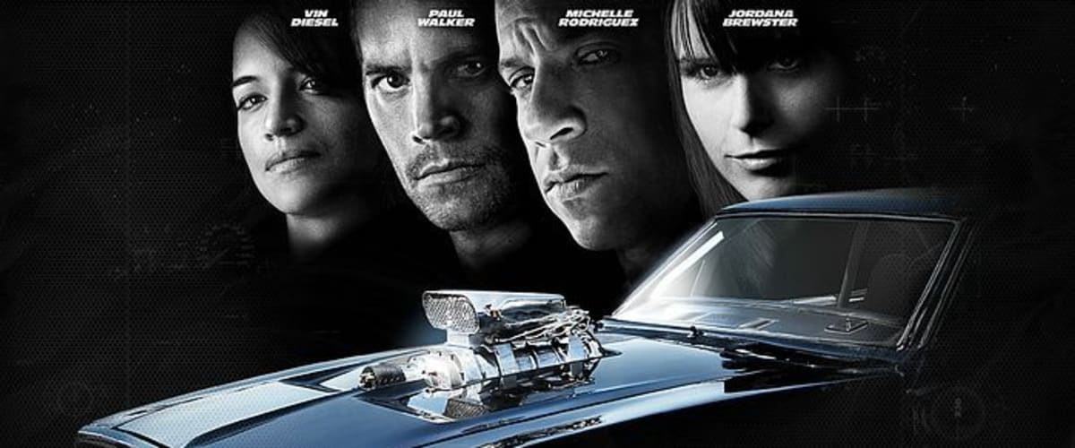 Watch Fast And Furious 4