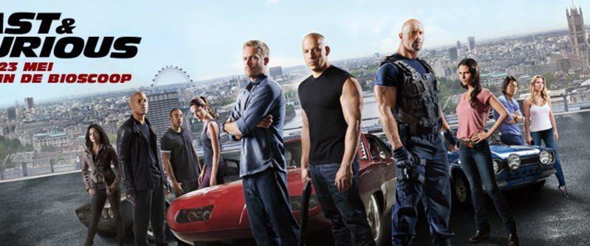 Watch Fast & Furious 6