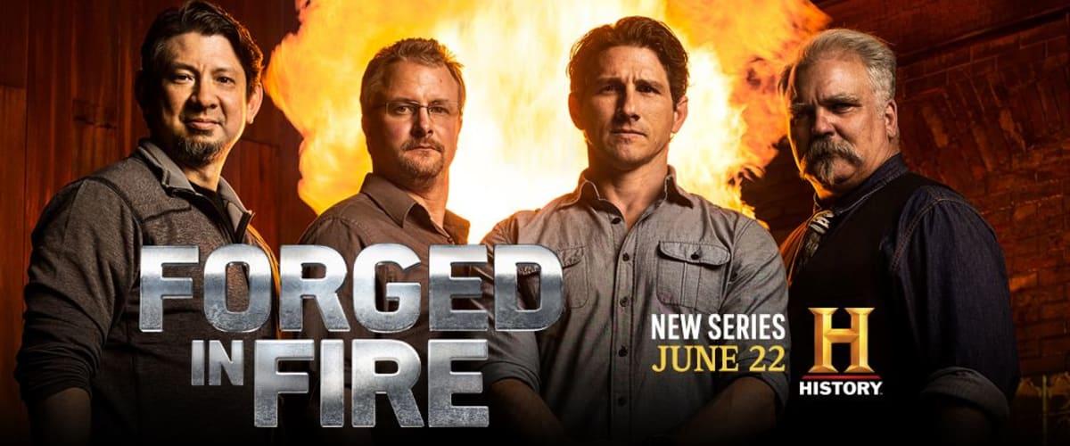 Watch Forged in Fire - Season 6