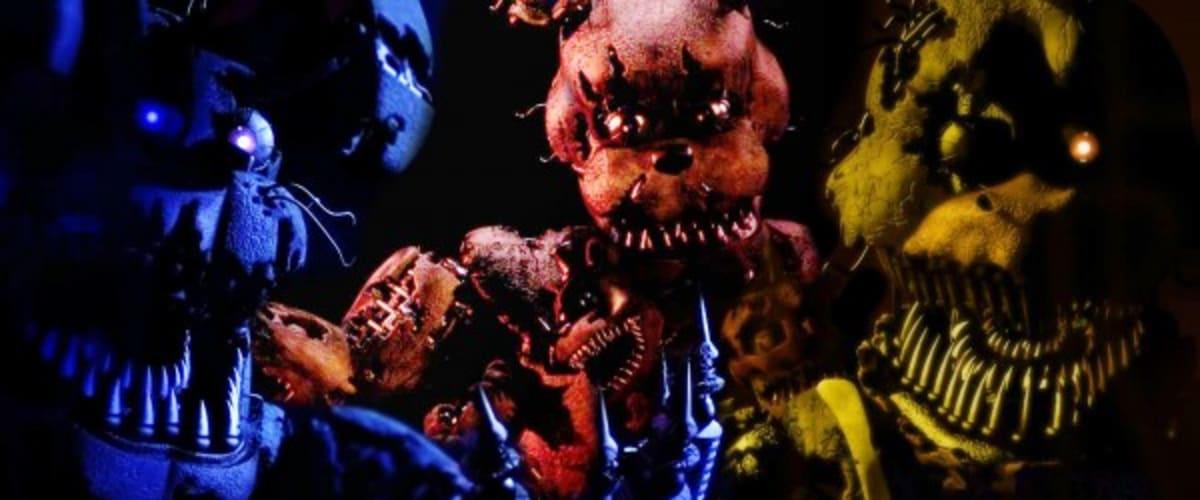 Watch Freddys Nightmare - Season 2