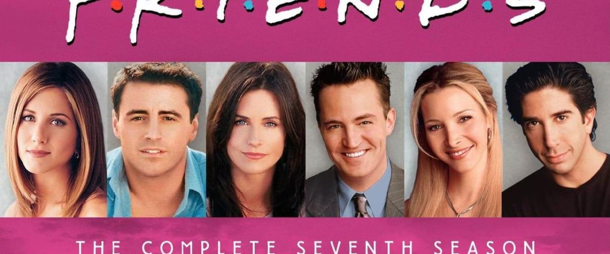 Watch Friends - Season 7