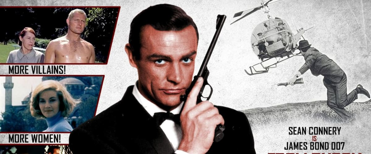 Watch From Russia With Love (james Bond 007)
