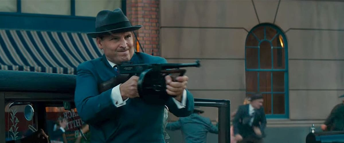 Watch Gangster Land