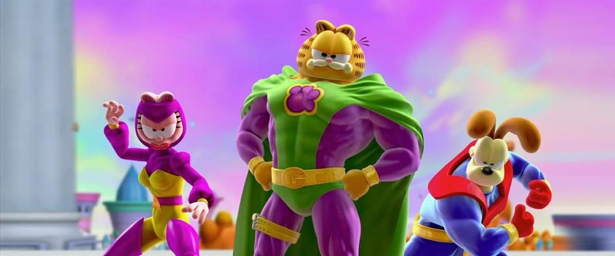 Watch Garfield's Pet Force