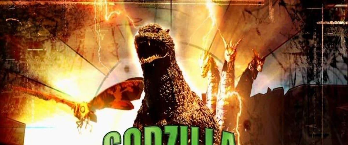 Watch Godzilla: Final Wars