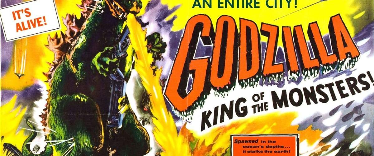Watch Godzilla, King of the Monsters!