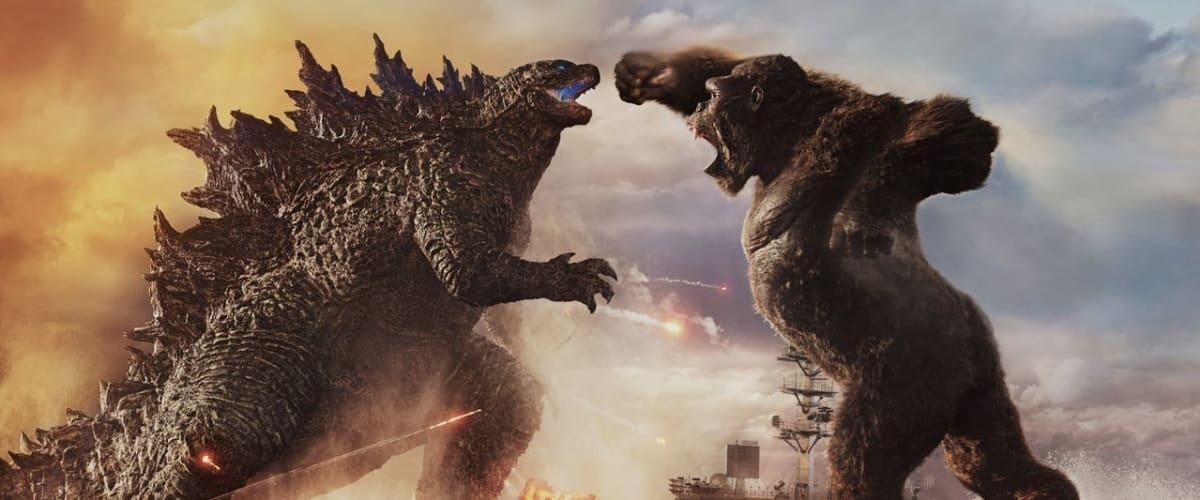 Watch Godzilla vs. Kong