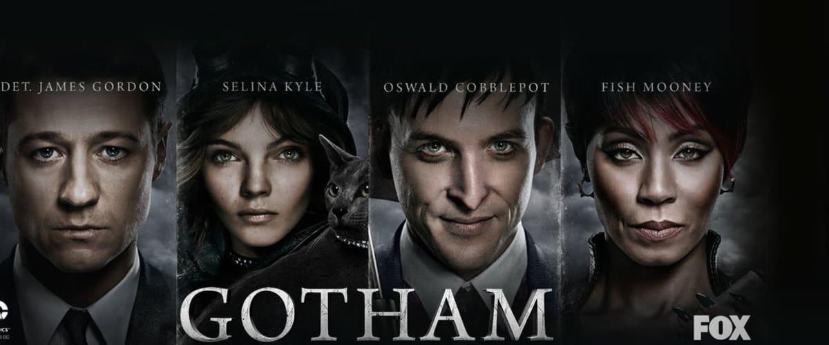 Watch Gotham - Season 1