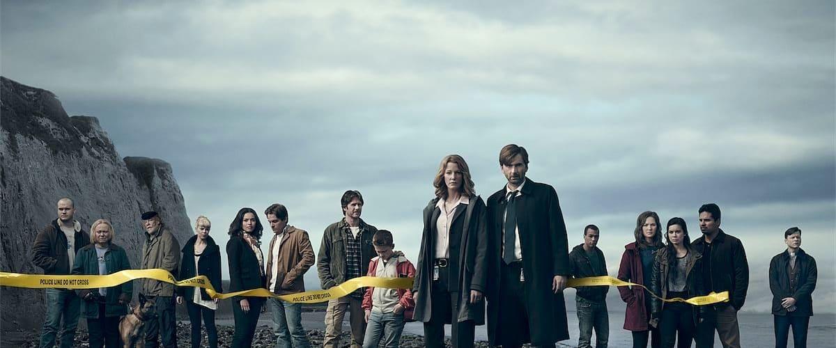 Watch Gracepoint - Season 1