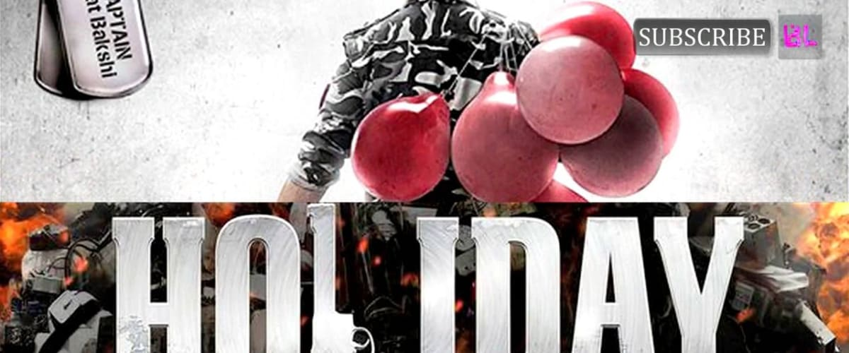 Watch Holiday