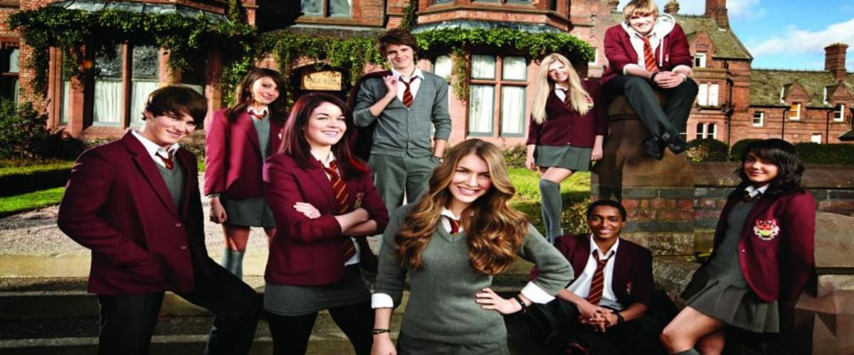 Watch House Of Anubis - Season 1