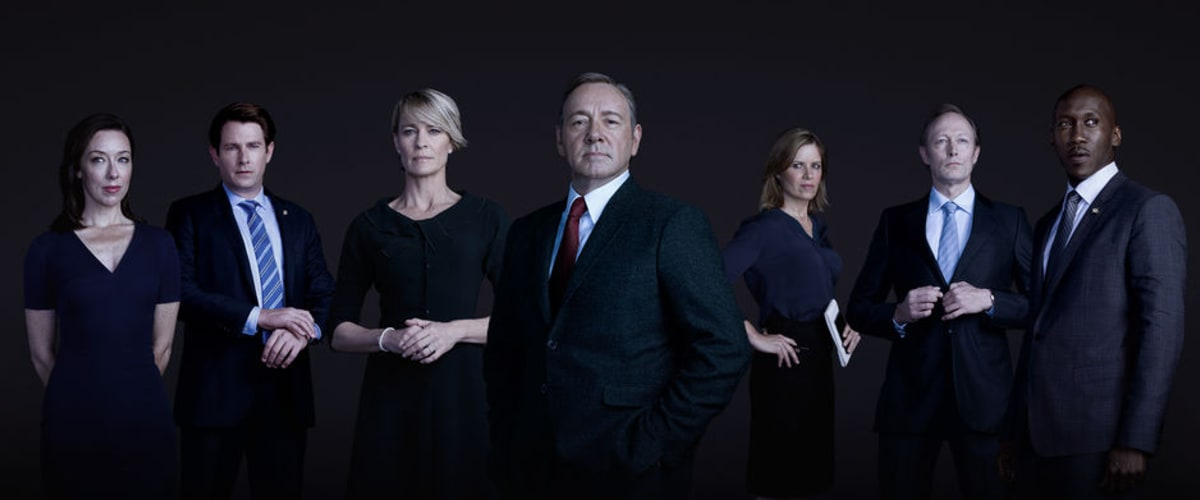 Watch House Of Cards - Season 3