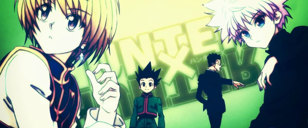 Watch Hunter x Hunter (2011) - Season 03