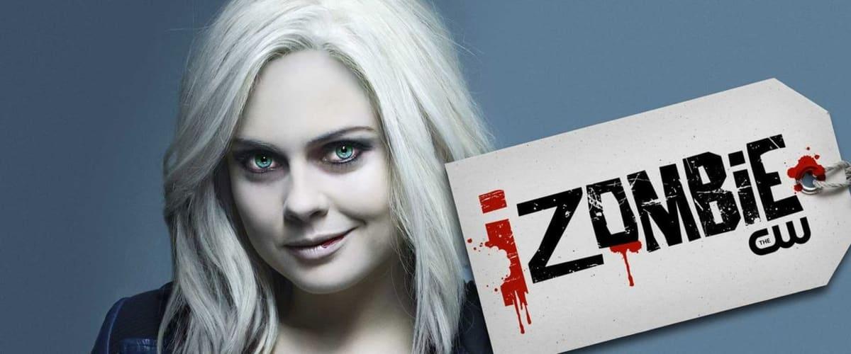 Watch iZombie - Season 2