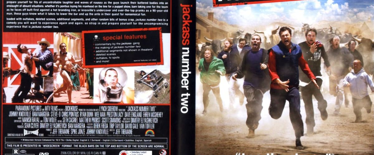 Watch Jackass Number 2 For Free Online 123movies Com