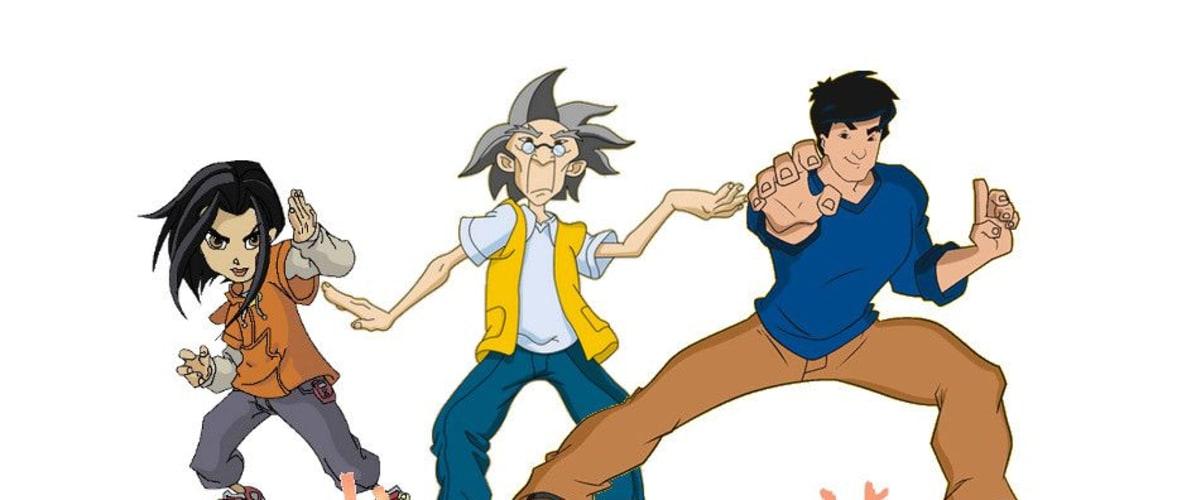 Watch Jackie Chan Adventures - Season 5