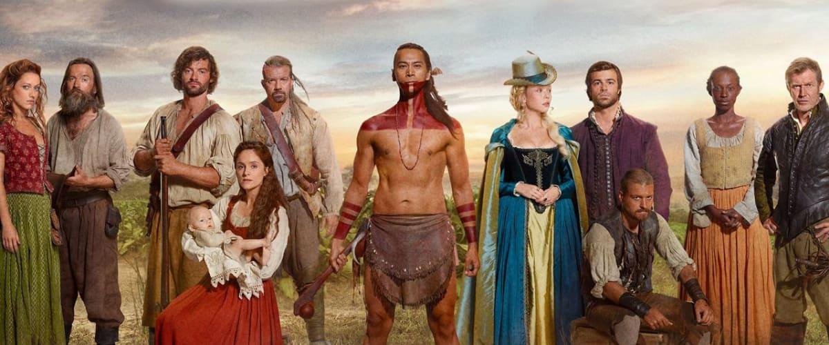 Watch Jamestown - Season 3