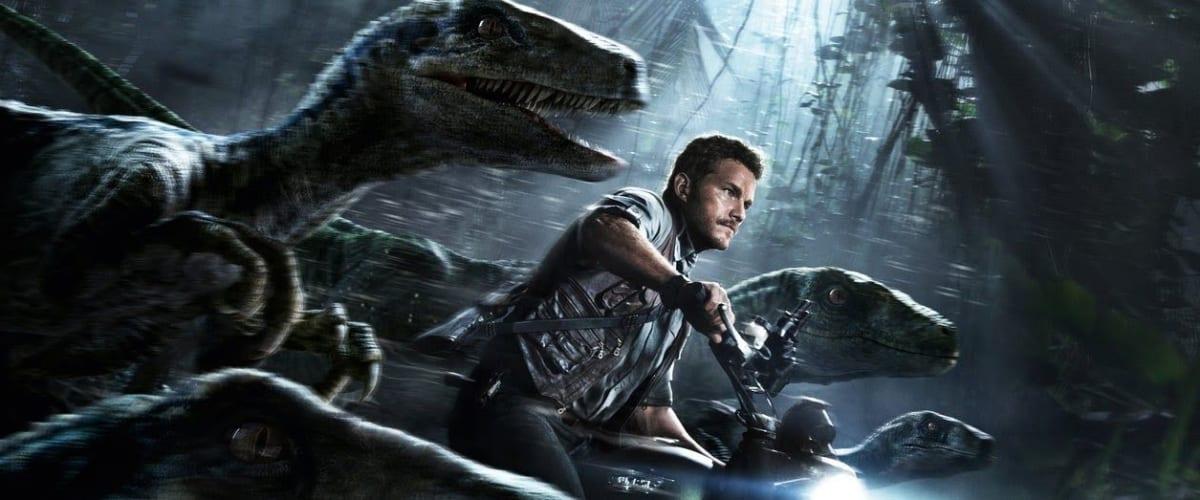 Watch Jurassic World 2015