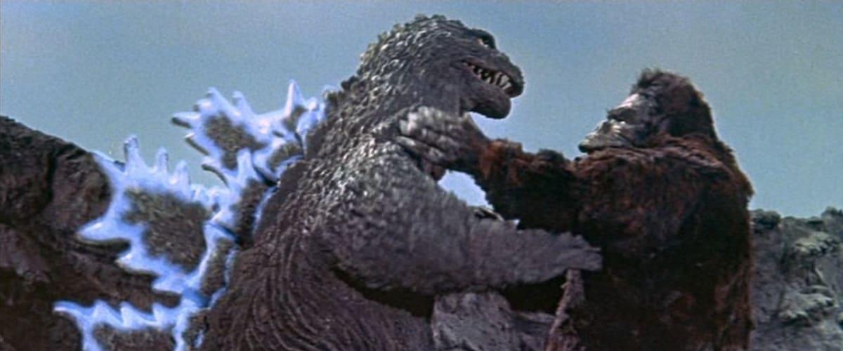 Watch King Kong vs. Godzilla