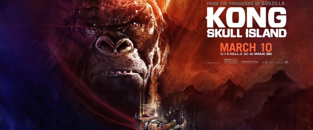Watch Kong Skull Island