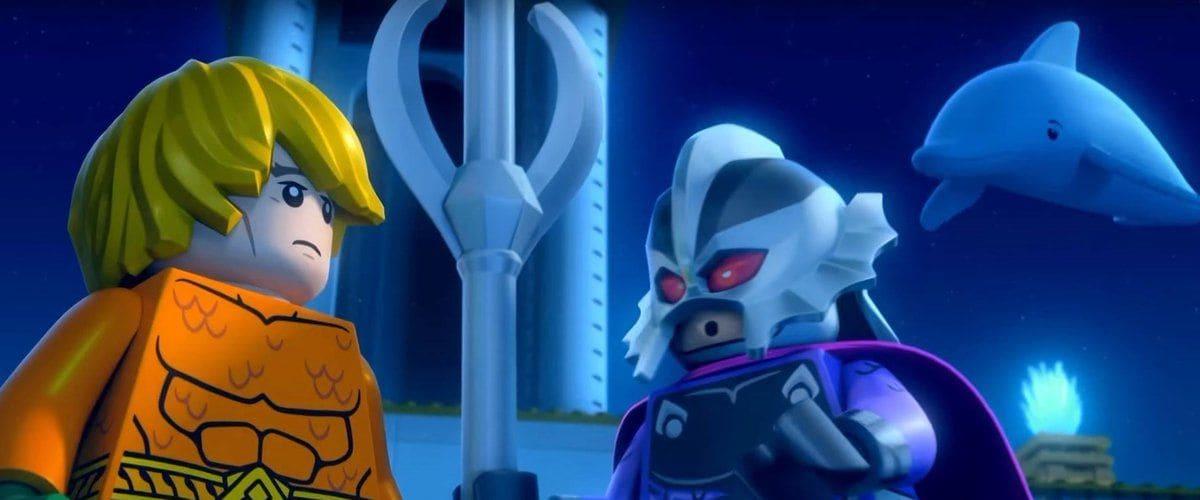 Watch LEGO DC Comics Super Heroes: Aquaman - Rage of Atlantis