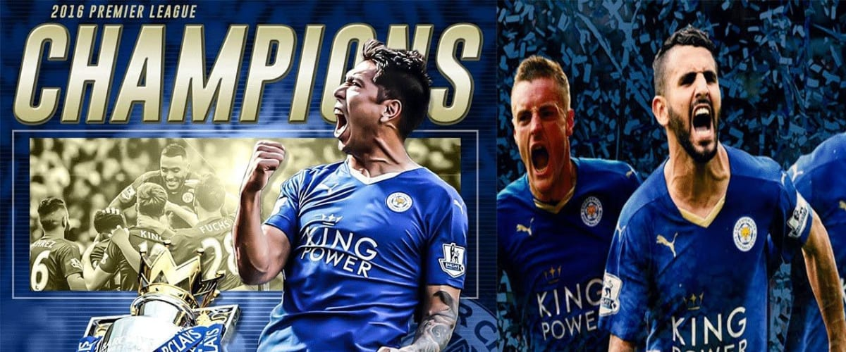 Watch Leicester City Football Club Season Review 2015-2016 Official