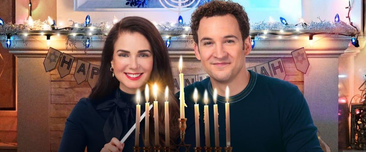 Watch Love, Lights, Hanukkah!