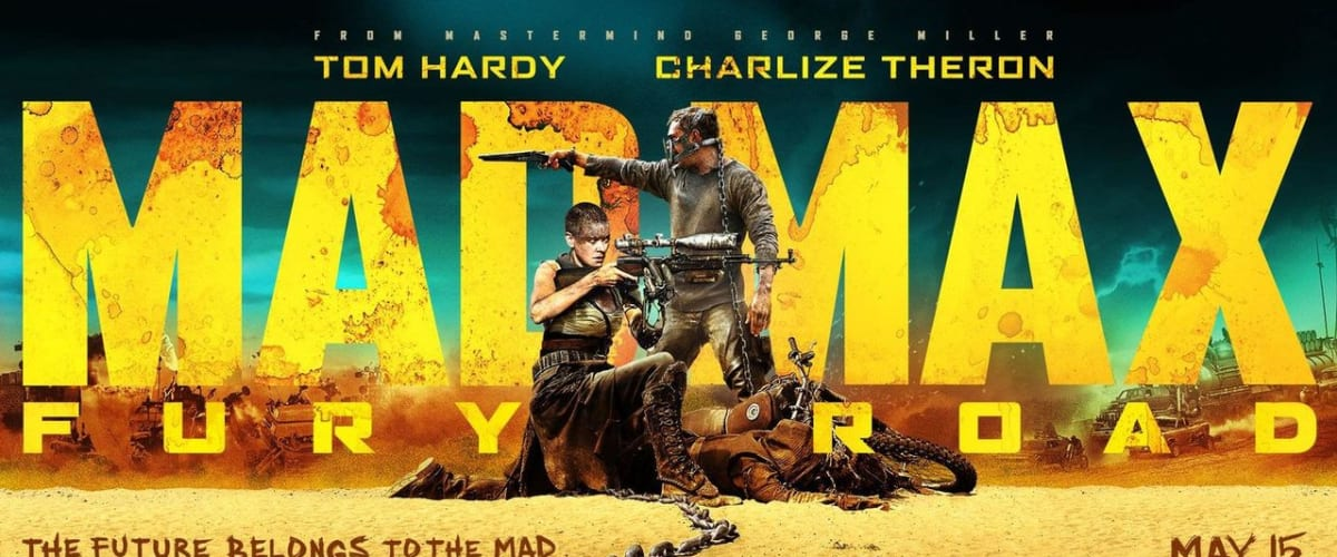 Mad Max Fury Road Online Anschauen