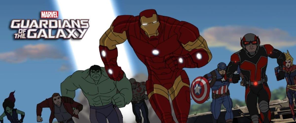 Watch Marvel's Guardians of the Galaxy - Season 2