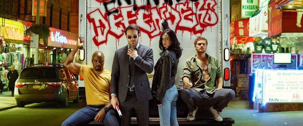 Watch Marvel's The Defenders - Season 1