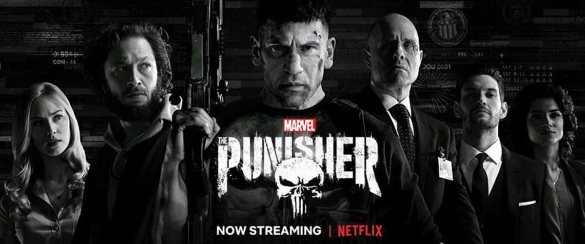 Watch Marvels The Punisher - Season 2