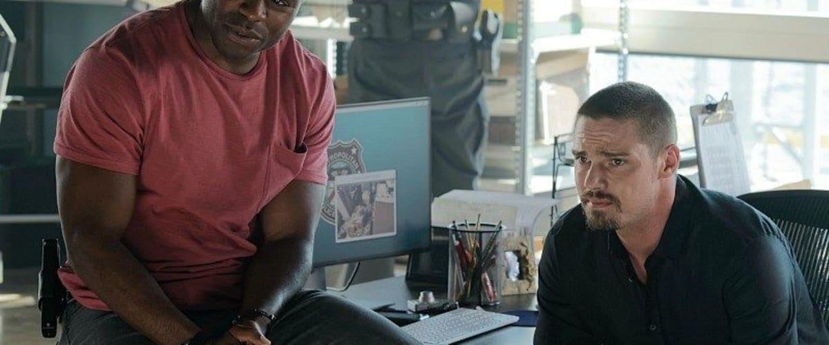 Actor Richard Short attends Lifetimes Mary Kills People