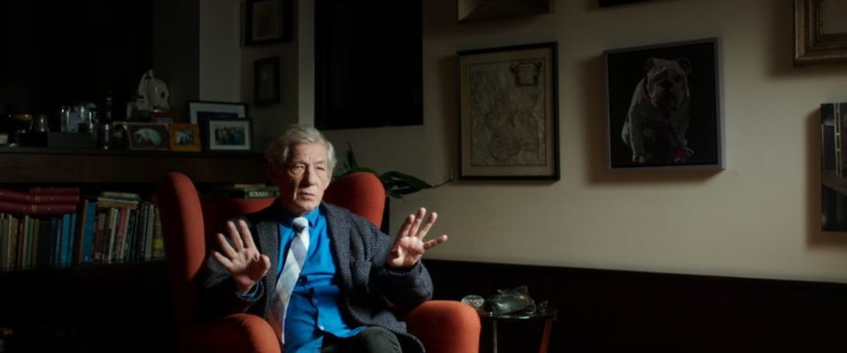 Watch McKellen Playing the Part