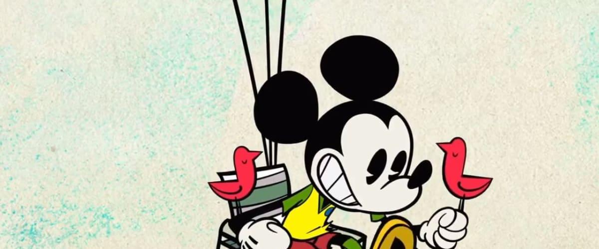 Watch Mickey Mouse - Season 02