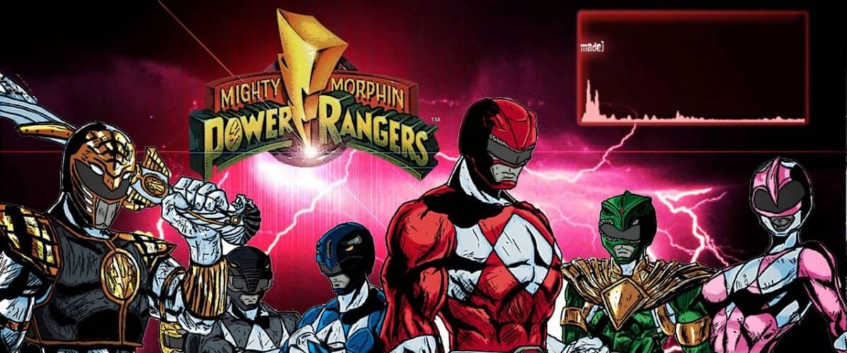 Watch Mighty Morphin Power Rangers - Season 3