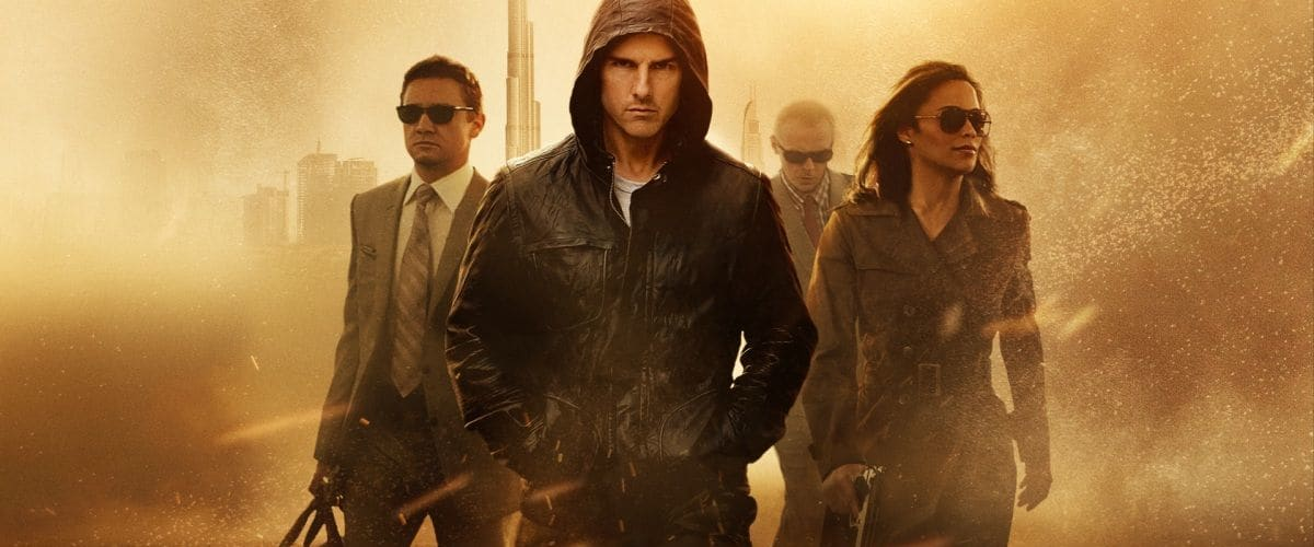 Watch Mission Impossible Ghost Protocol