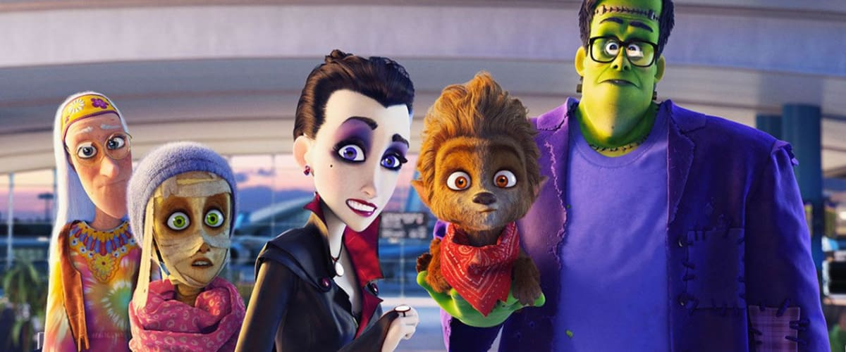 Watch Monster Family
