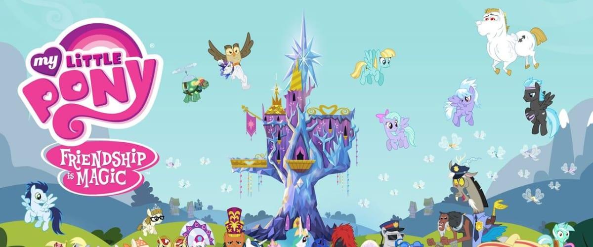 Watch My Little Pony Friendship Is Magic - Season 4