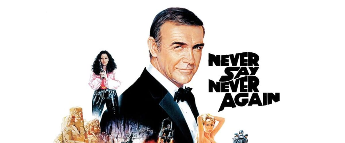 Watch Never Say Never Again (James Bond 007)