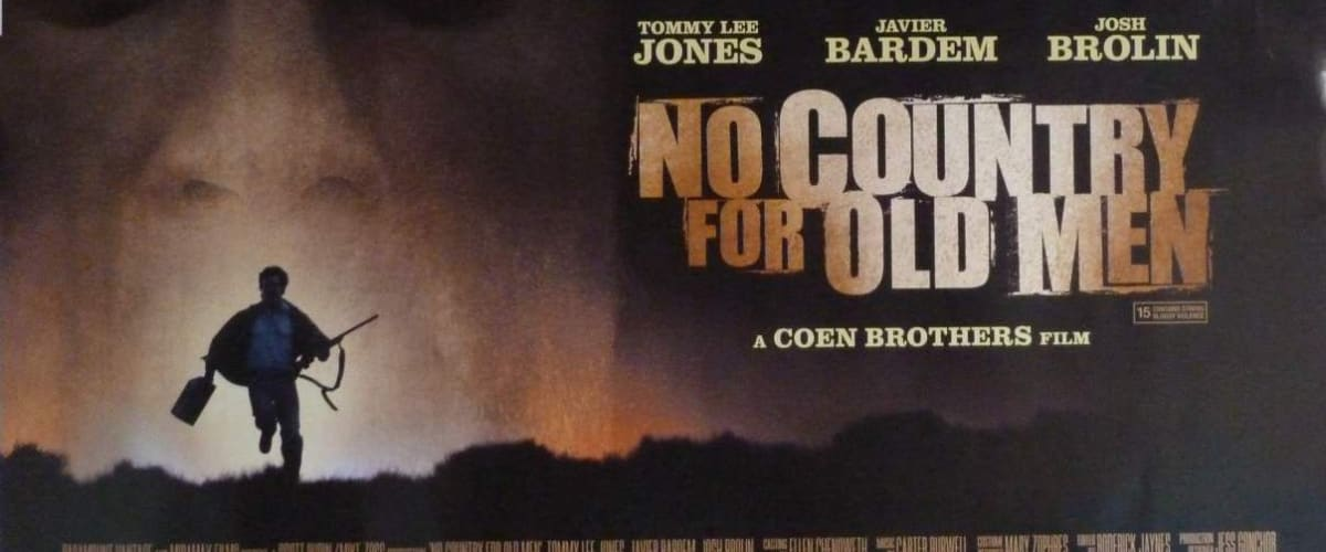 Watch No Country For Old Men